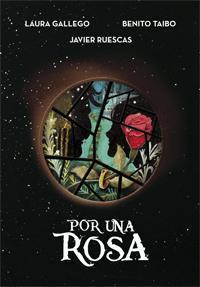 Por una rosa portada