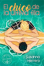 El chico de la última fila portada Susanna Herrero